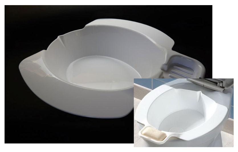 Bidet bowl